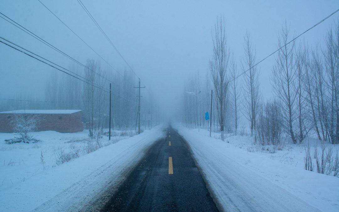 A Blizzard of Odd