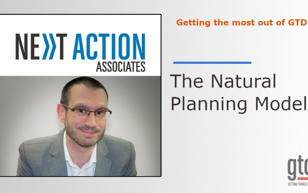 A Walk-Through the Natural Planning Model®