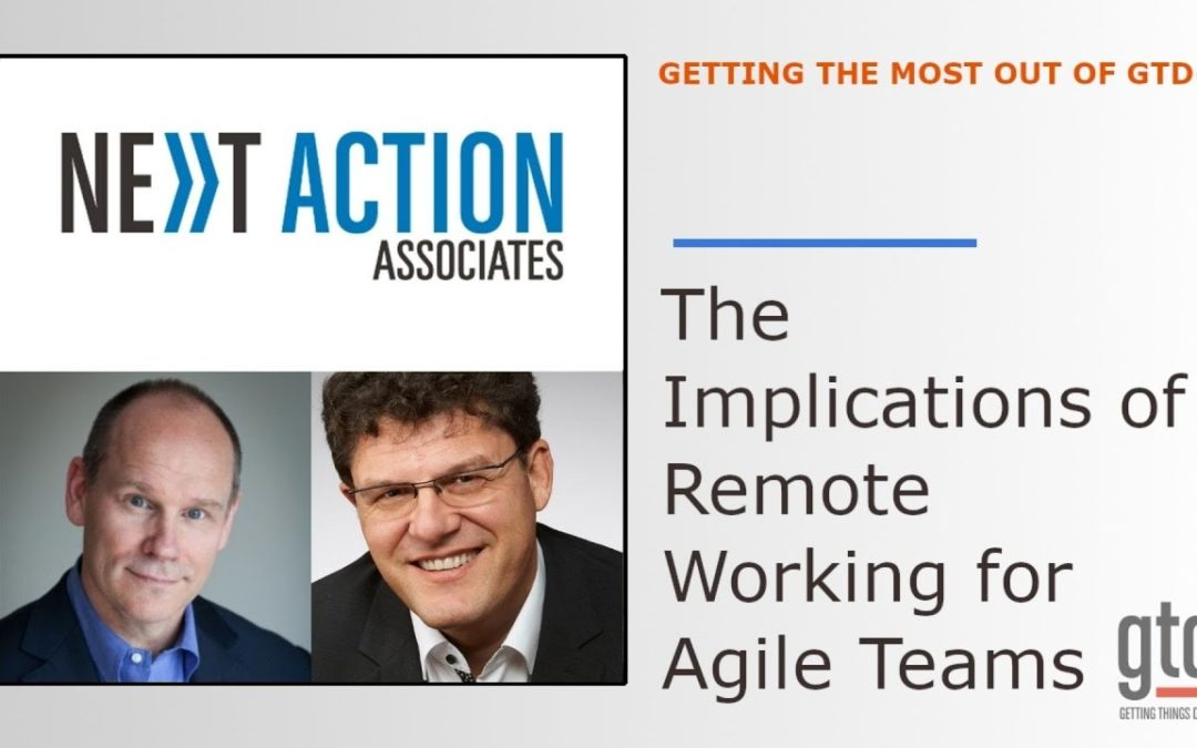 The Implications of Remote Working for Agile Teams